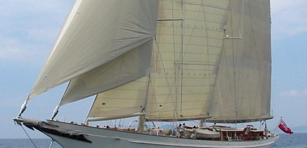 Borkumriff IV Charter Yacht