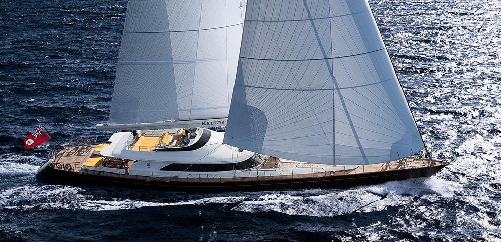 Blush Charter Yacht