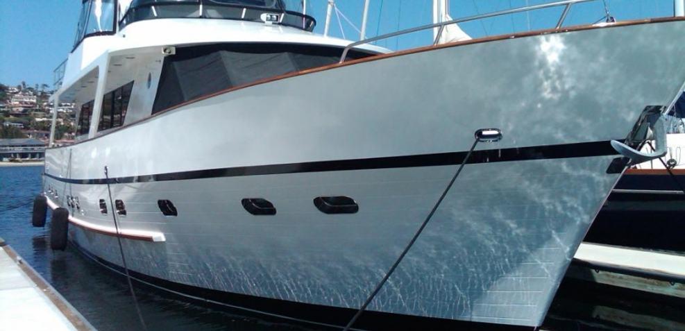 Zia Charter Yacht