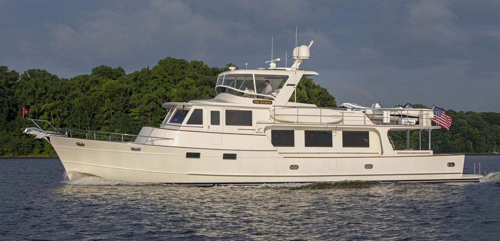 On Leave Charter Yacht