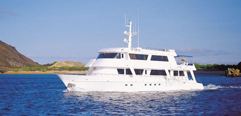 Tip Top III Charter Yacht