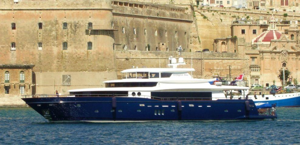 Lexington Blue Charter Yacht