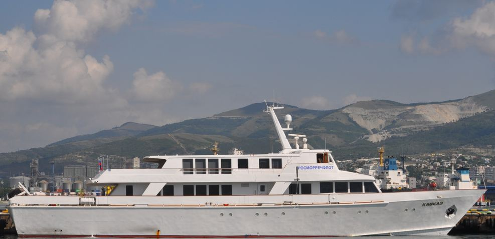 Kavkaz Charter Yacht