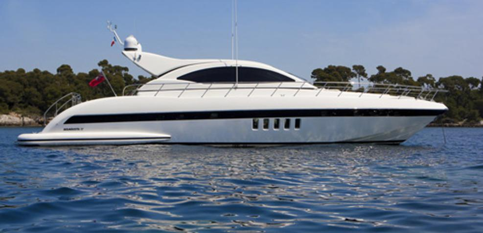 Outside Edge IV Charter Yacht
