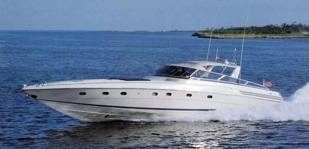 Christina K Charter Yacht