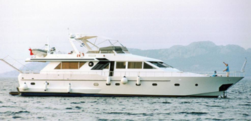 Ariaz Charter Yacht