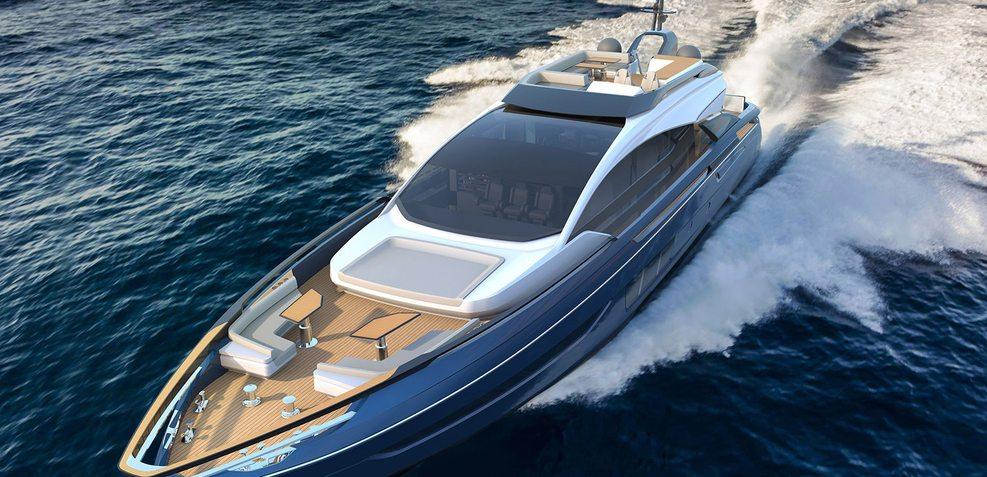 Azimut S10 #1 Charter Yacht