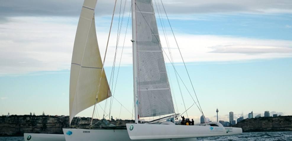 Sodebo Ultim' Charter Yacht