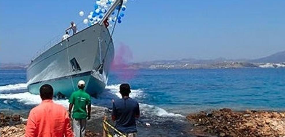 Zenith Charter Yacht