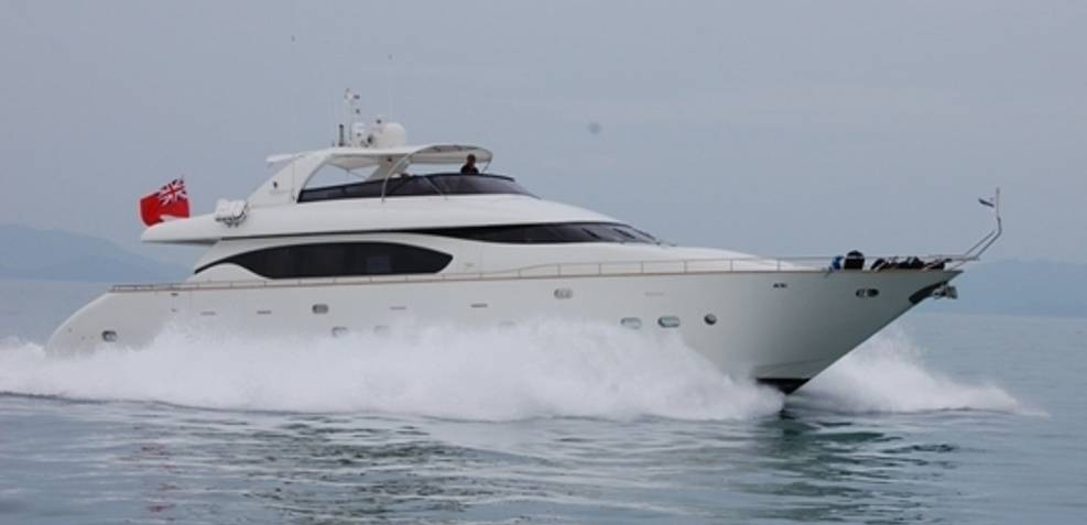 IFA Charter Yacht