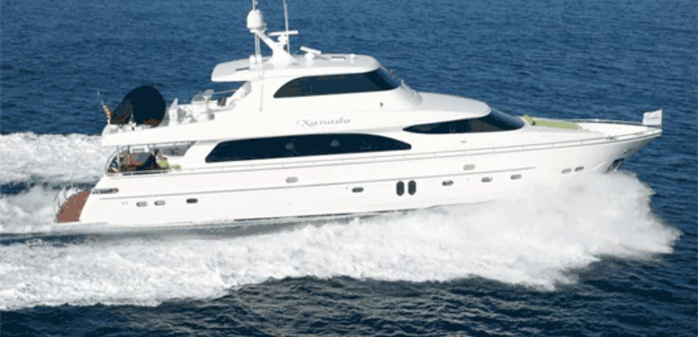Xanadu Charter Yacht