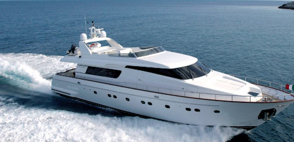 Grande Gatsby Charter Yacht