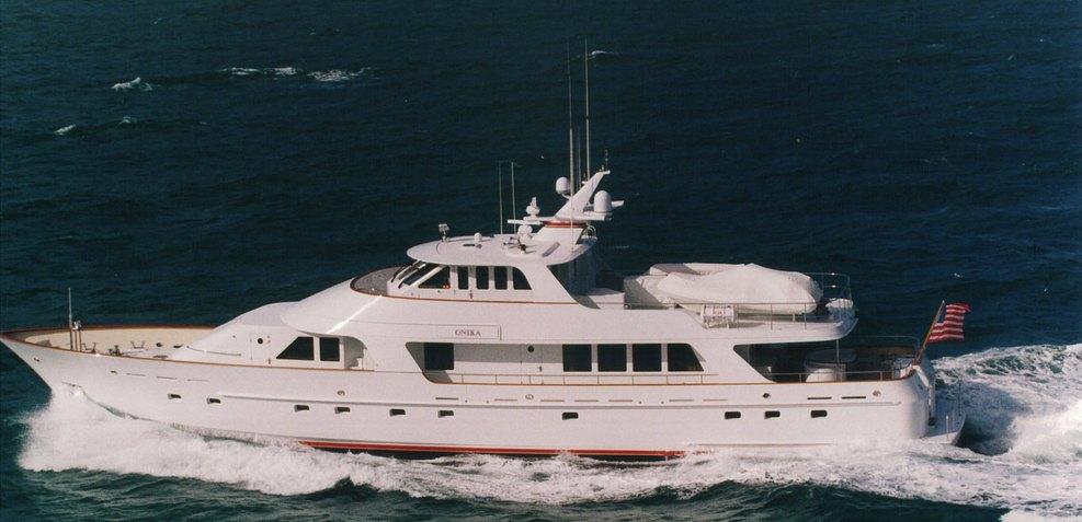 Dauntless Charter Yacht