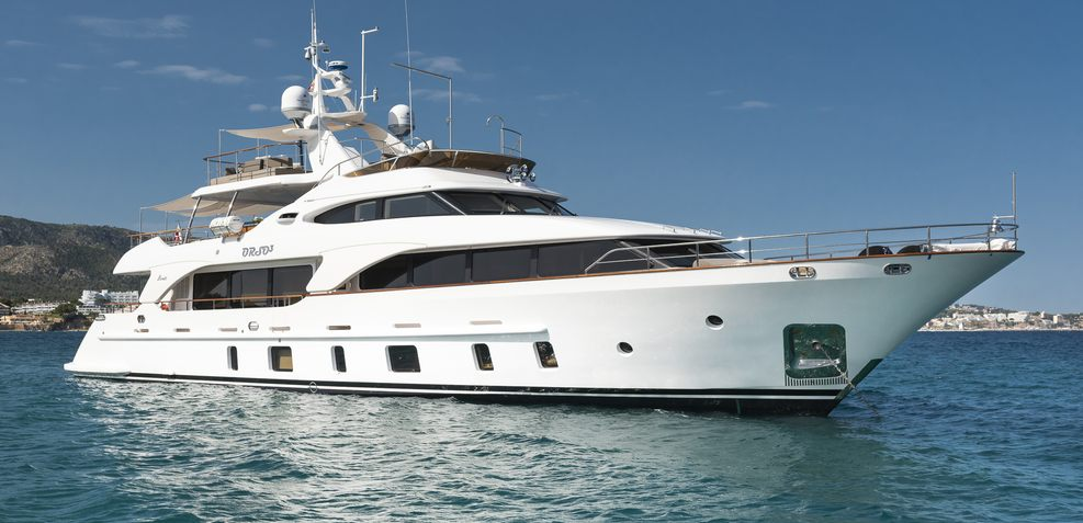 Orso 3 Charter Yacht