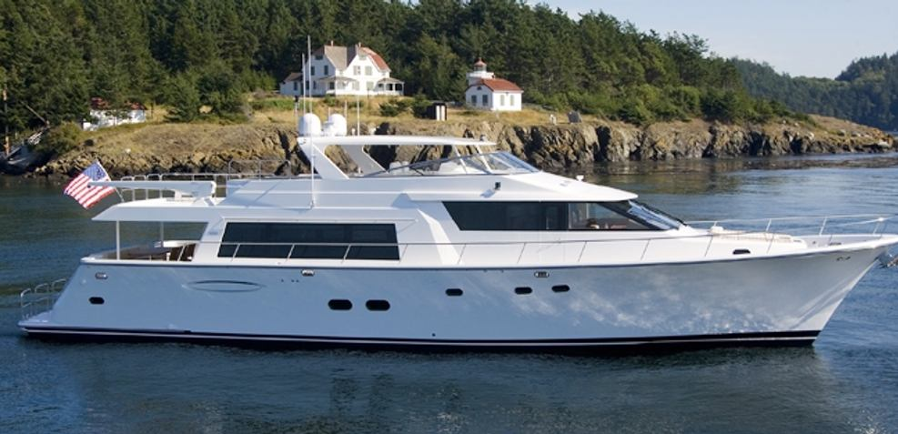 Gail Force Too Charter Yacht