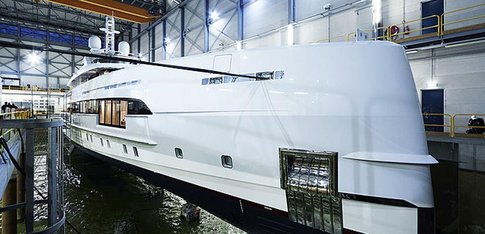 Amare II Charter Yacht