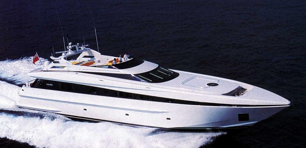 Opus II Charter Yacht