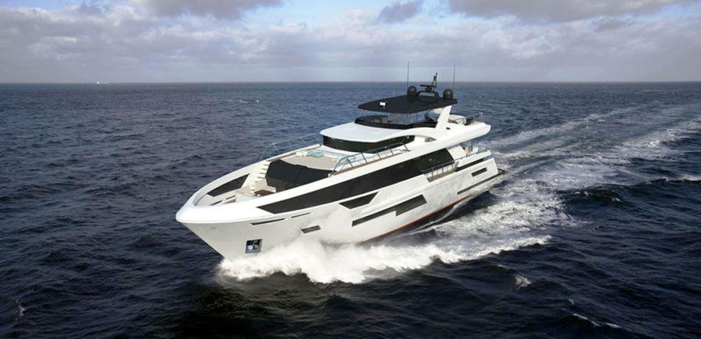 Bering B92 Charter Yacht