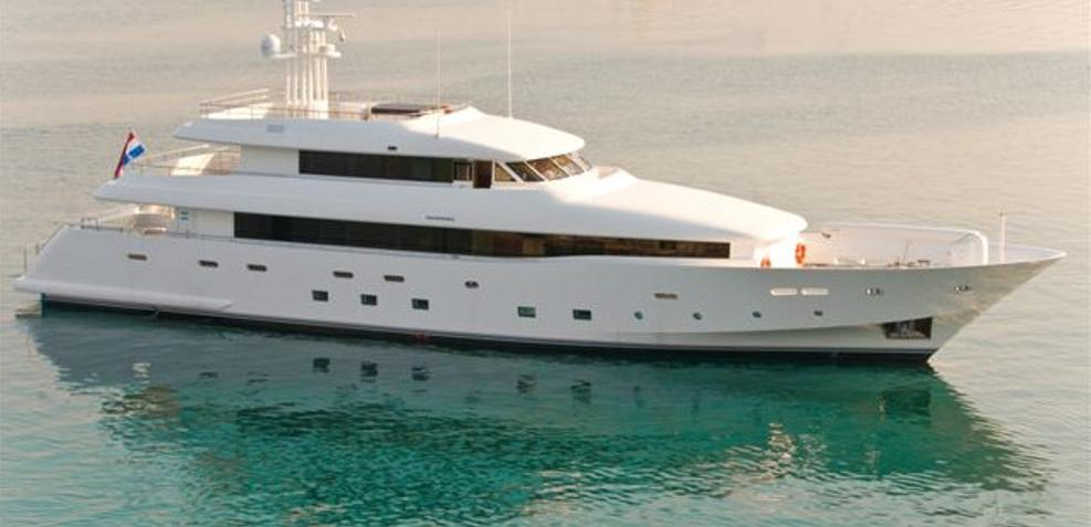 Mr Mouse Charter Yacht