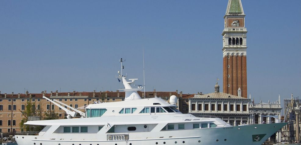 Intuition Lady Charter Yacht