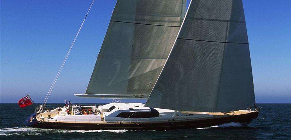 Espiritu Del Xarey Charter Yacht