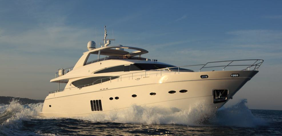 Miss Elizabeth Charter Yacht
