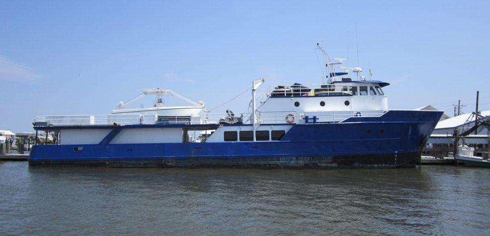 Madam Charter Yacht