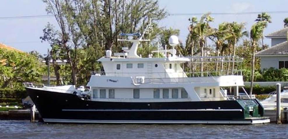 High Note Charter Yacht