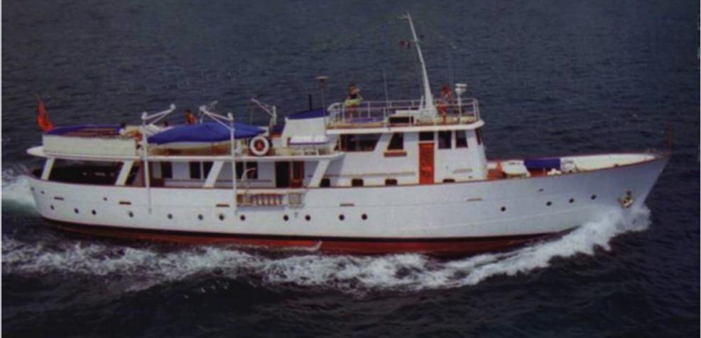 Destiny S Charter Yacht