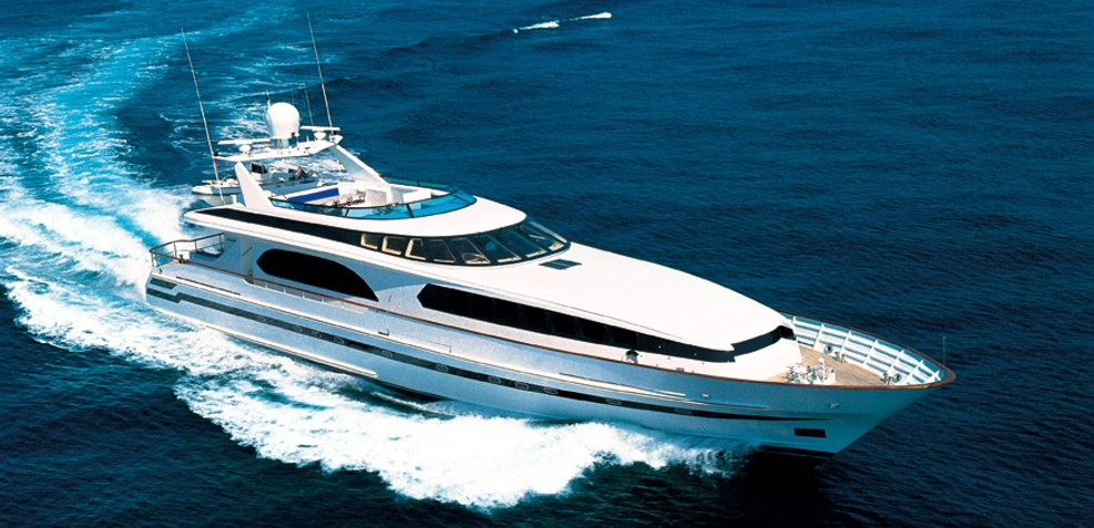 Caprice Charter Yacht