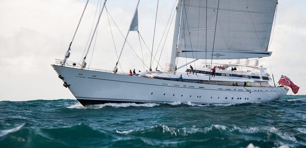 M5 Charter Yacht