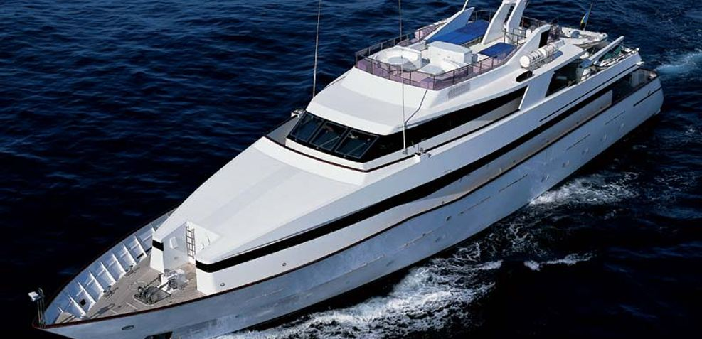 Alia 7 Charter Yacht