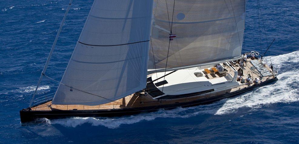 Yam 2 Charter Yacht
