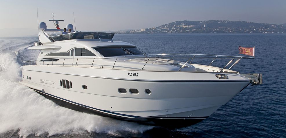 KAMA Charter Yacht