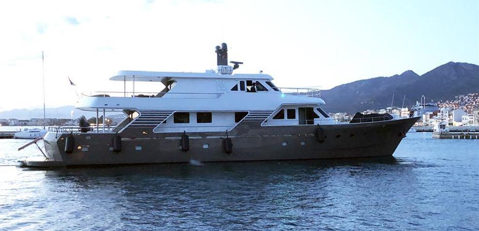 Ra Charter Yacht