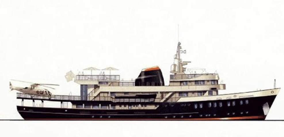 Penguin Charter Yacht