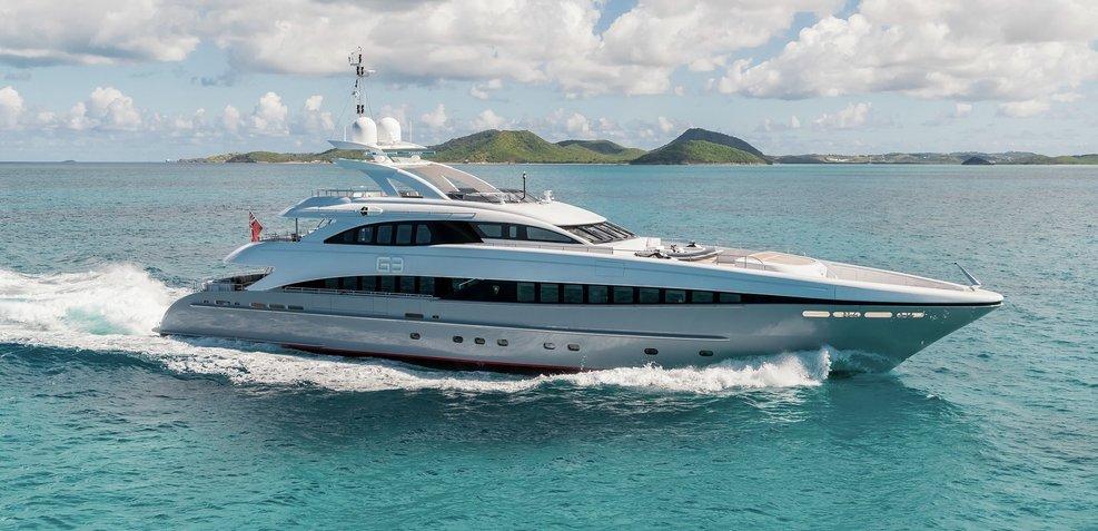 G3 Charter Yacht