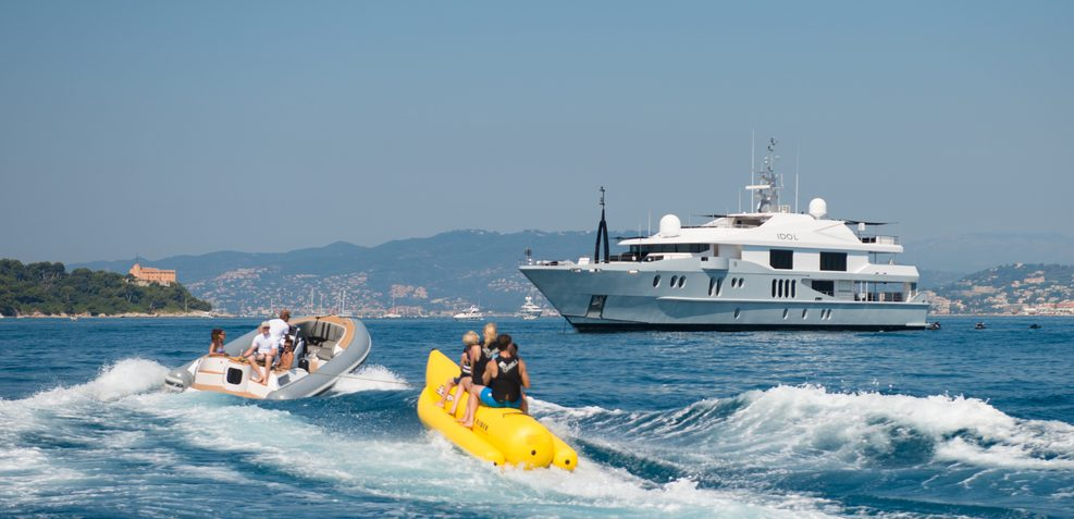 Idol Charter Yacht