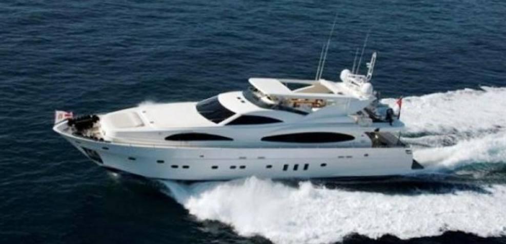 Gabon Charter Yacht