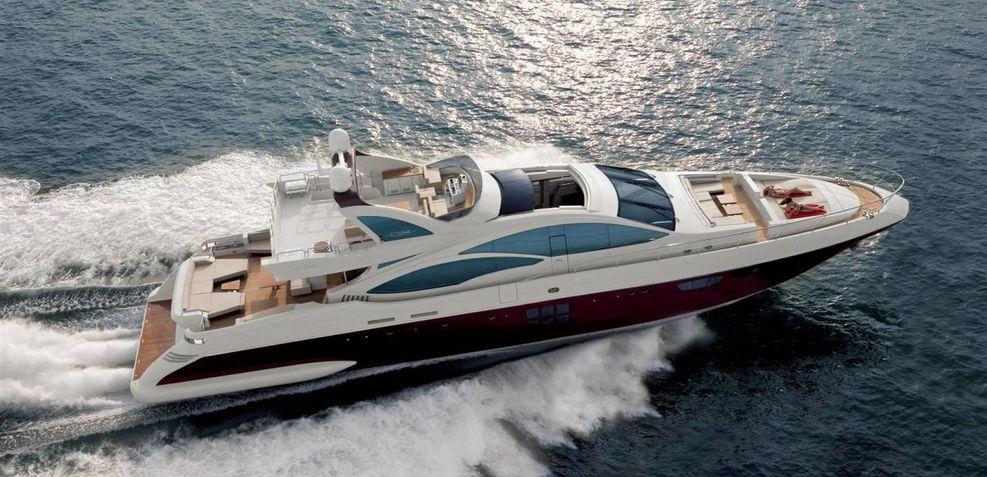 Scarlet II Charter Yacht