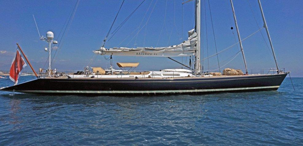 Baiurdo VI Charter Yacht