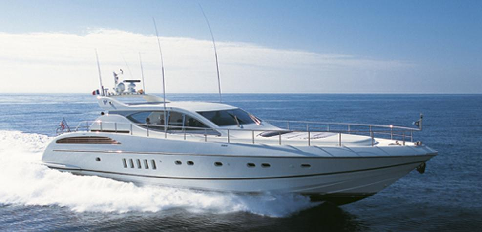 Aldalena Charter Yacht