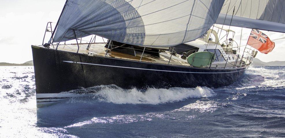 Padma Charter Yacht