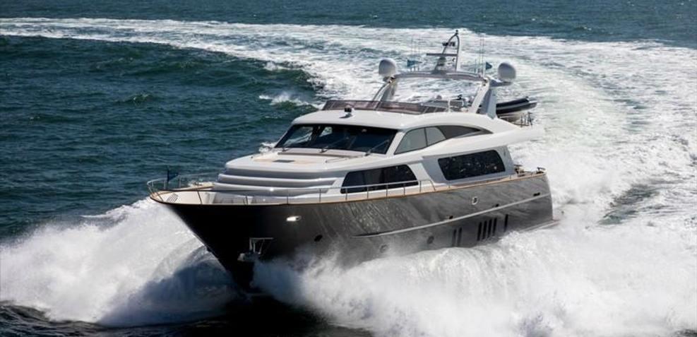 Nicostasia Charter Yacht