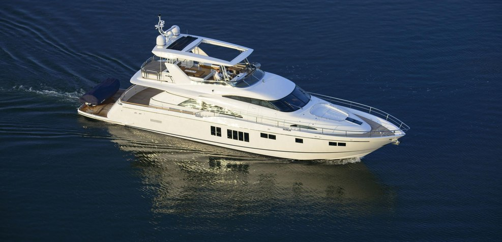 Get Happy Charter Yacht