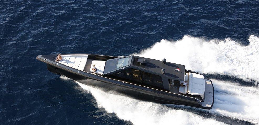 Ash Charter Yacht