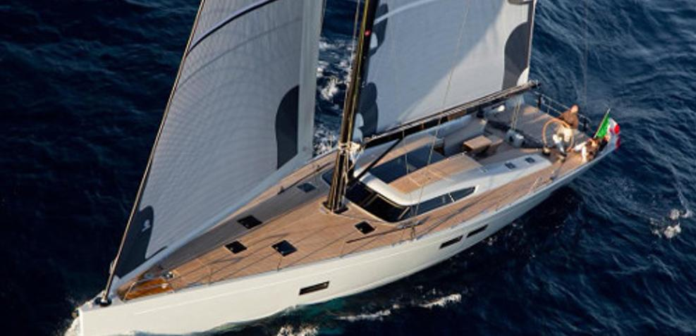 One Shot Of Cowes Charter Yacht