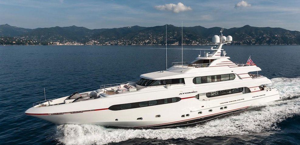 Atom Charter Yacht