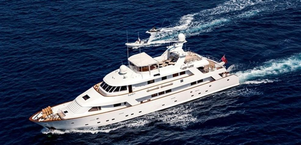 Superfun Charter Yacht