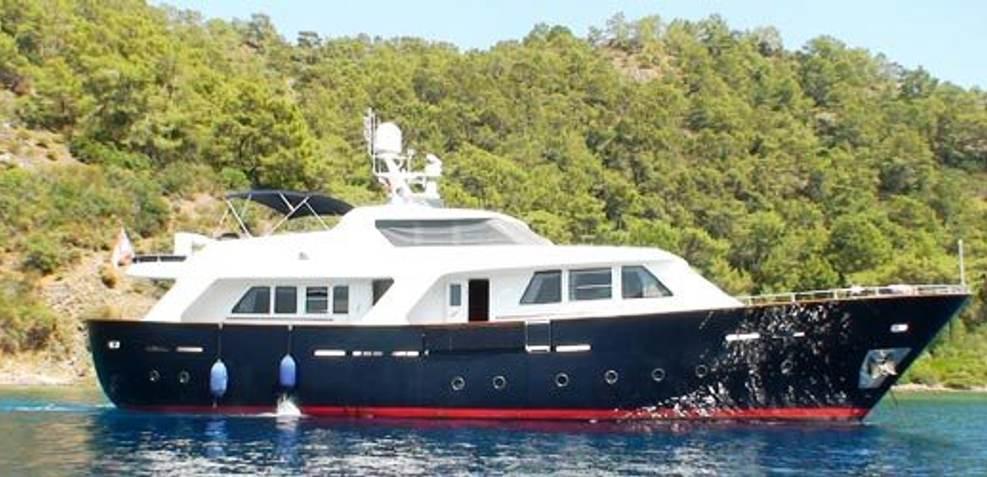 Mijaga III Charter Yacht